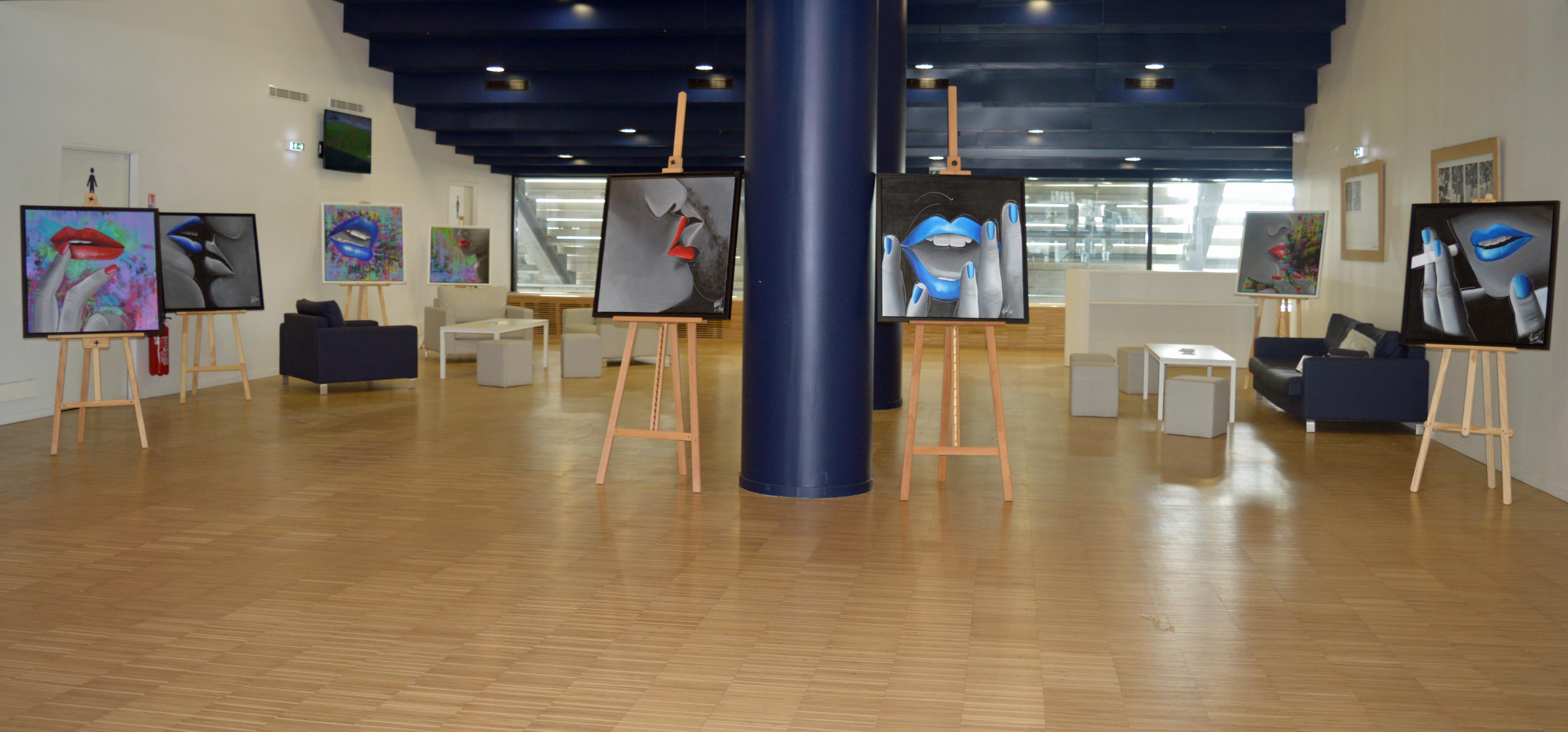 Expo au stade matmut atlantique girondins psg 11mai for Matmut salon